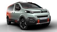 Citroën zkřížil MPV a SUV, vznikl z toho SpaceTourer s psychadelickou kabinou