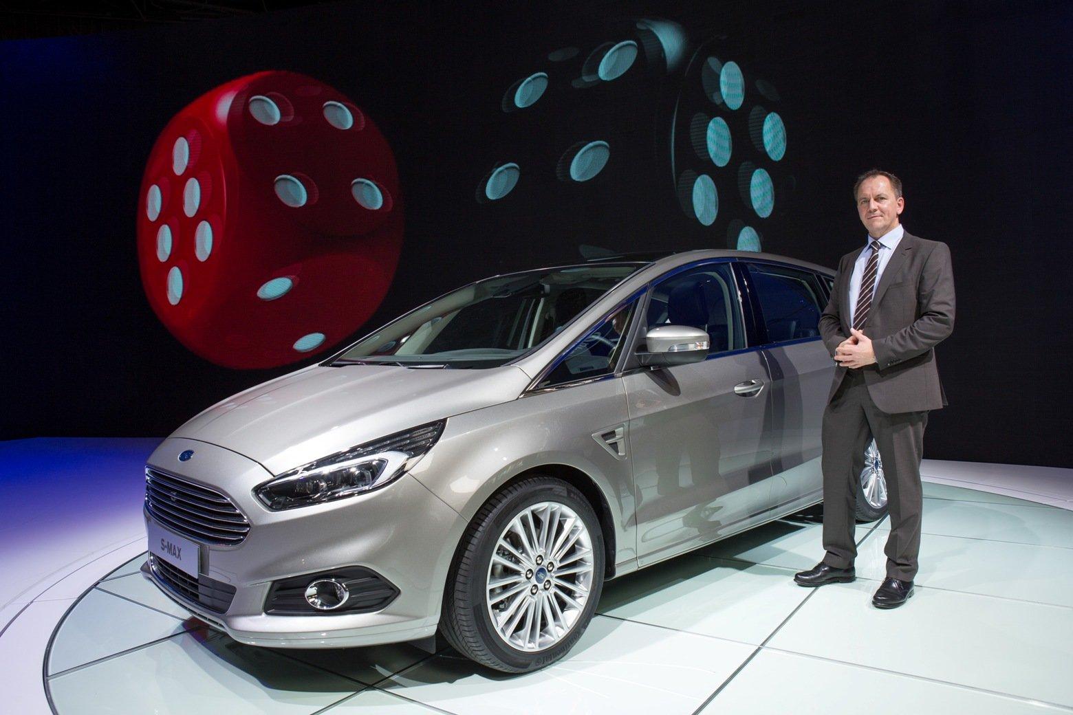 """Ford se neobjeví na pařížském autosalonu, není """"tím správným místem"""" - anotační foto"""