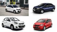 PŘEHLED: Deset nejlevnějších automobilů v Česku (a jejich reálná podoba) - anotačno foto
