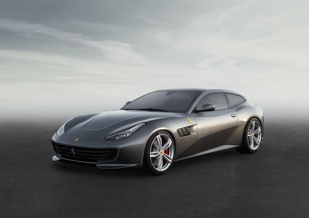 Ferrari FF končí, na jeho místo nastupuje typ GTC4 Lusso - anotační foto