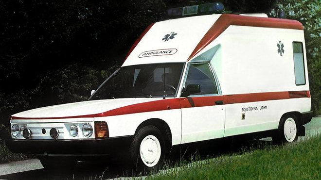 Raritní Tatra 613 SV je na prodej za necelých 460 tisíc korun.