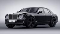 Bentley Mulsanne Speed se ukázalo v nové edici Beluga - anotační foto