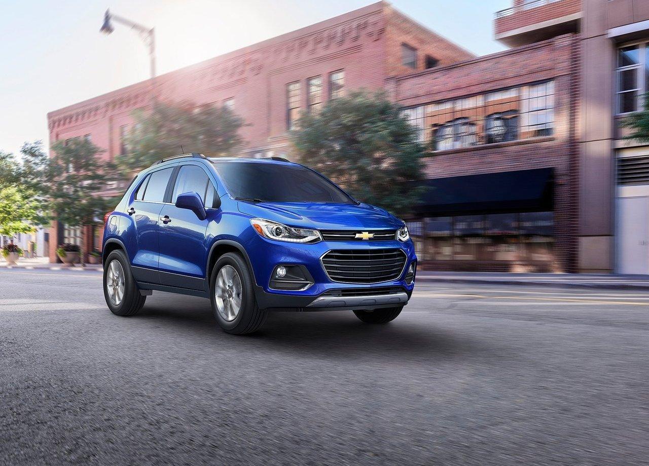 Chevrolet omladil SUV Trax, třináct měsíců po americké premiéře - anotační foto