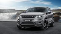 Land Rover Discovery Sport dostal sportovní kabátek od firmy Startech - anotační obrázek