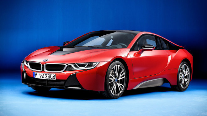 BMW i8 Protonic Edition