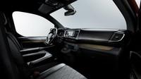 Peugeot Traveller i-Lab je budoucnost luxusní VIP přepravy.