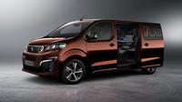 Peugeot postavil pojízdnou kancelář, Traveller i-Lab má i 32palcový displej - anotační obrázek