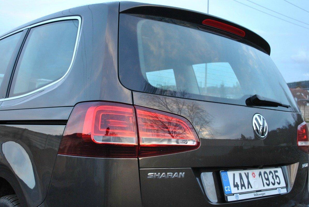 Volkswagen Sharan 2.0 TDI (135 kW) DSG (2016)