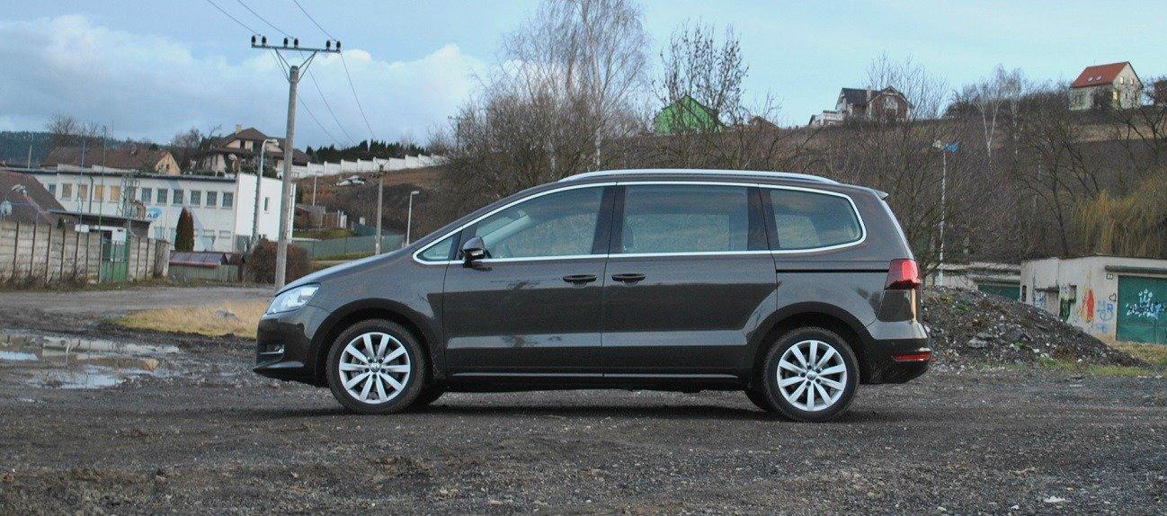 Volkswagen Sharan 2.0 TDI (135kW) DSG (2016)