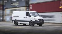 Mercedes-Benz Sprinter Worker je základním, a tedy i nejjednodušším Sprinterem v USA.