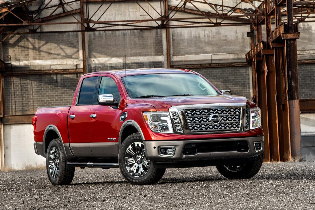 """Nissan vypral Titan XD na čtyřicet, vznikl z něj """"klasický"""" Titan - anotační foto"""