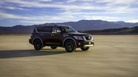 Nissan Armada je ve druhé generaci o něco delší, komfortnější i schopnější.