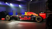 FOTO: Prezentace nového zbarvení Red Bullu pro sezónu 2016