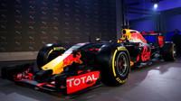 Red Bull v novém zbarvení pro rok 2016