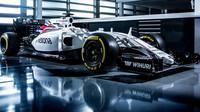 Nový Williams FW38