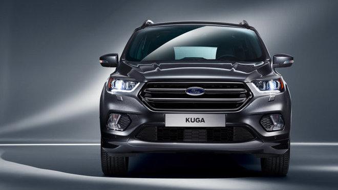 Ford uvádí omlazenou Kugu na český trh.