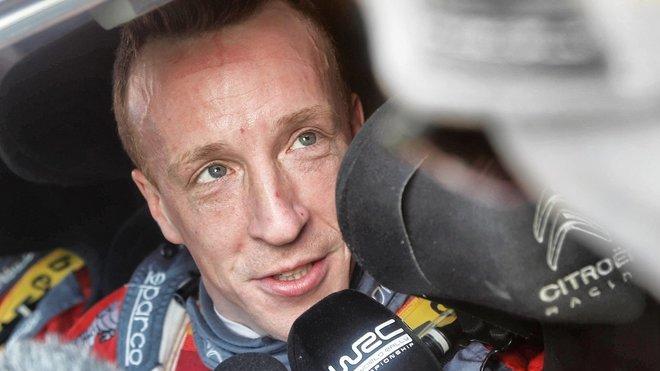 Meeke nemůže být dle Capita se svým vítězství ve Finsku spokojený