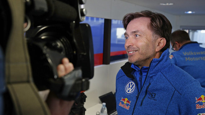 Jost Capito, bývalý šéf týmu VW Motorsport
