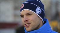Andreas Mikkelsen se po nějaké době opět posadil za volant speciálu WRC