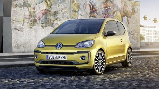 Volkswagen up! prošel faceliftem, nové jsou motory, design i kabina.