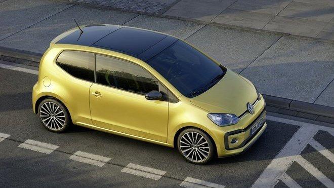 Omlazený Volkswagen up! přijíždí k českým prodejcům.