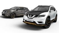Koncepty Nissan Qashqai a X-Trail Premium chtějí zaujmout novou skupinu zákazníků.