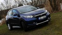TEST: Honda HR-V 1.5 i-VTEC. Co na sebe atmosféra prozradila? - anotační obrázek