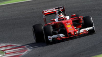 Kimi Räikkönen s novým vozem Ferrari | Ferrari SF16-H
