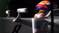 Romain Grosjean v Haasu VF-16