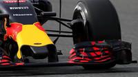 Přední křídlo vozu Red Bull RB12 - Renault