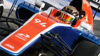 Pascal Wehrlein s novým vozem