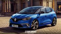 nový Renault Scénic ve výbavě GT