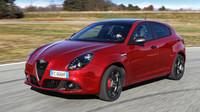Alfa Romeo Giulietta Super Veloce