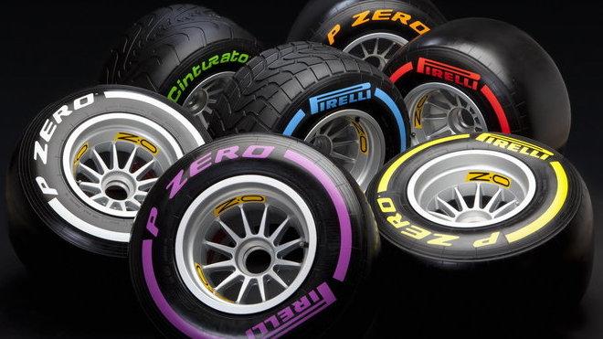 Pirelli odhaluje směsi nové generace pro první 4 závody. Co má kromě nich v záloze? - anotačné foto