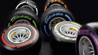 Jaké pneumatiky si piloti vybírají pro Španělsko? Ferrari nejagresivnější - anotační foto