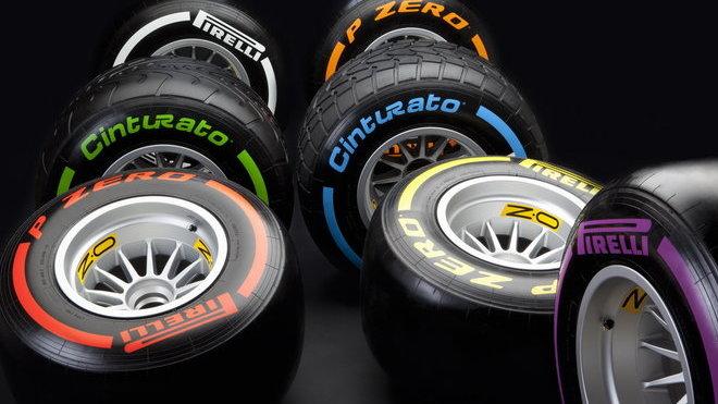 Pneumatiky Pirelli pro sezónu 2016