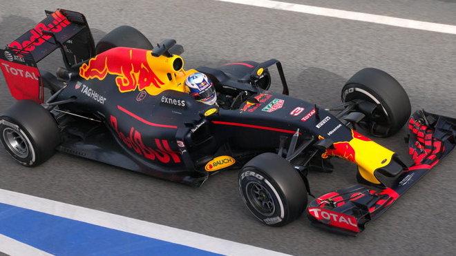 Red Bull konečně může pochválit Renault