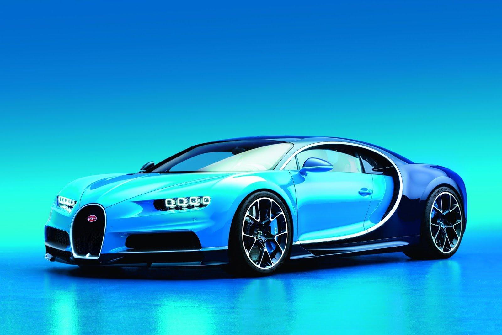 Bugatti bude za příplatek odstraňovat omezovač rychlosti z Chirona - anotační foto