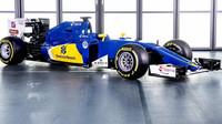 Představení nového vozu týmu Sauber - Sauber C35 - Ferrari