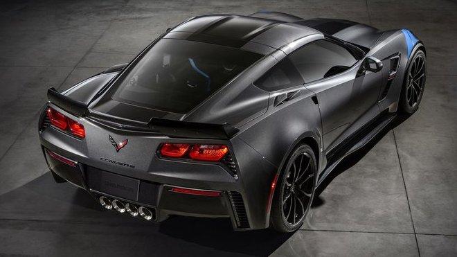 Bude přímo ďábelská. Chevrolet testuje novou generaci Corvette ZR1 - anotačné foto