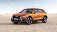 Audi Q2 představuje své motory, základem je skutečně litrový tříválec - anotační obrázek