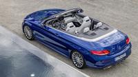 Buďte v létě in, Mercedes uvádí na trh třídu C bez střechy - anotační foto