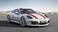 Porsche 911 R je novou modlou puristů, má atmosférický šestiválec a manuální převodovku.
