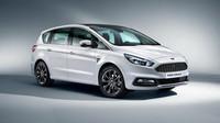 Ford ukazuje v Ženevě nové modely řady Vignale, mezi nimi i S-Max.
