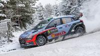 Nová i20 WRC letos jezdí v pětidveřovém provedení