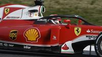 """Ferrari v Barceloně otestovalo ochranu kokpitu typu """"halo"""""""