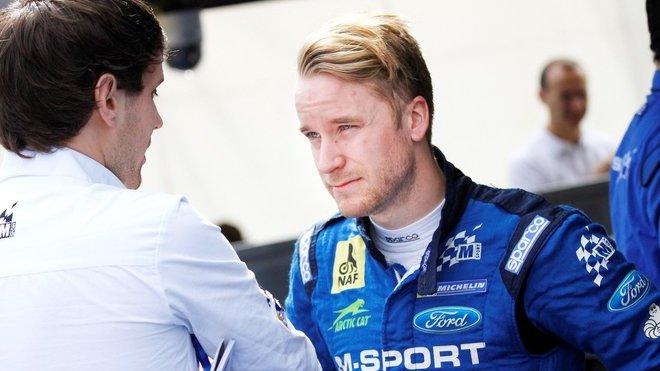 Madse Ostberga, zdá se, uvidíme ve WRC i příští rok
