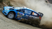 Rally Mexiko: Fotogalerie