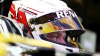 Aktuálně už Kevin Magnussen testuje s týmem Renault v Barceloně