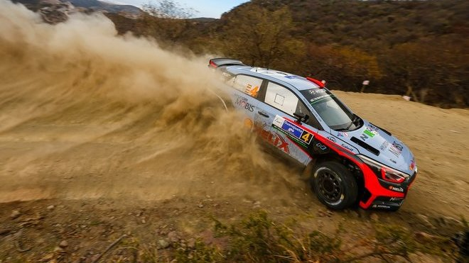 Hyundai bude se sestavu hlavního týmu alternovat